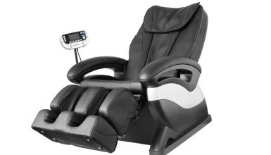 Massage Chair Therapy