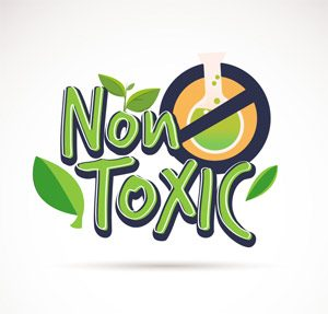 remove of toxic