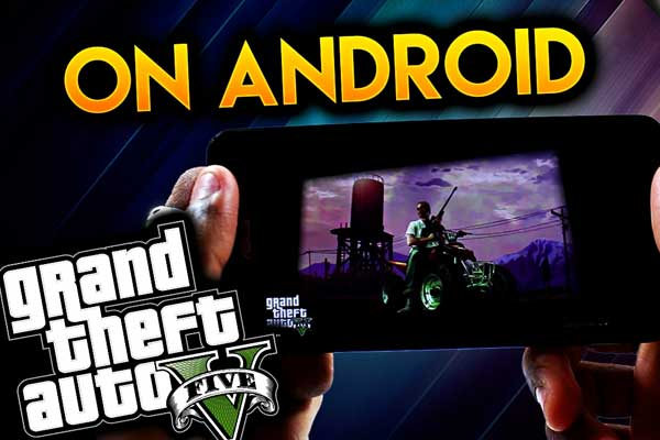 Play Gta 5 on Android Phone