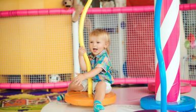 Amazing Indoor Playground Ideas