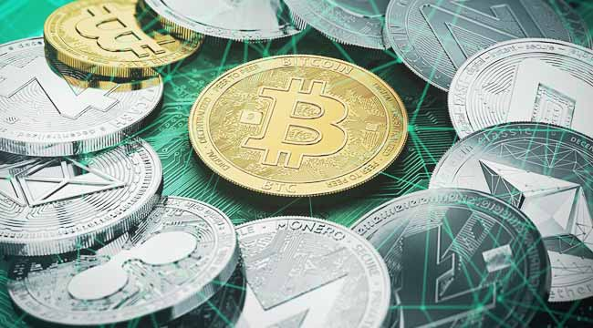 Cryptocurrencies digital tokens