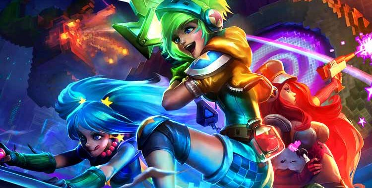Increase your gaming Status By Boosting League of Legends
