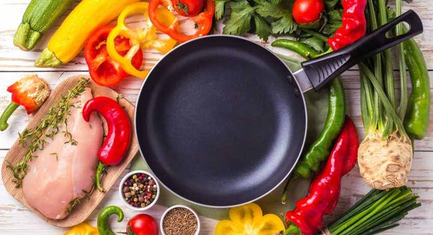 Time to find user friendly pans for your kitchen