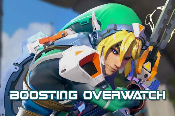 Various Benefits of Boosting Overwatch