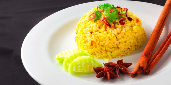 What are The Nutritional Advantages of Having Yellow Rice