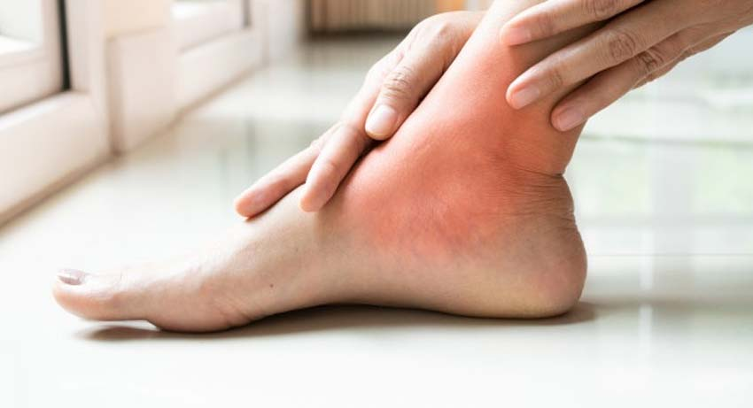 What is the Reason Behind the Foot Pain in Diabetic Patients