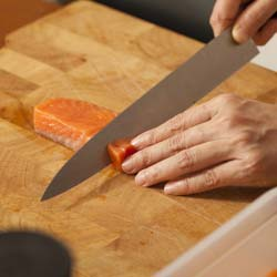 Don'T Perform The Lateral Movement With The Knife