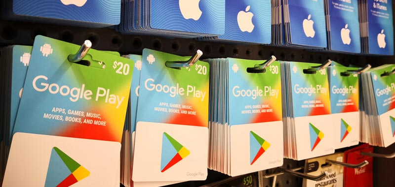 How to get Google play gift card generator without human verification