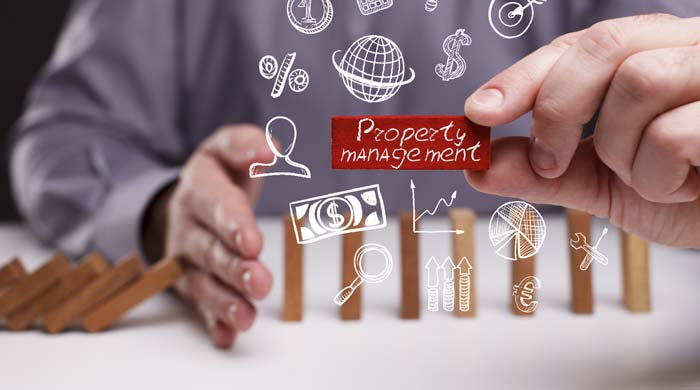 The responsibilities of a property manager
