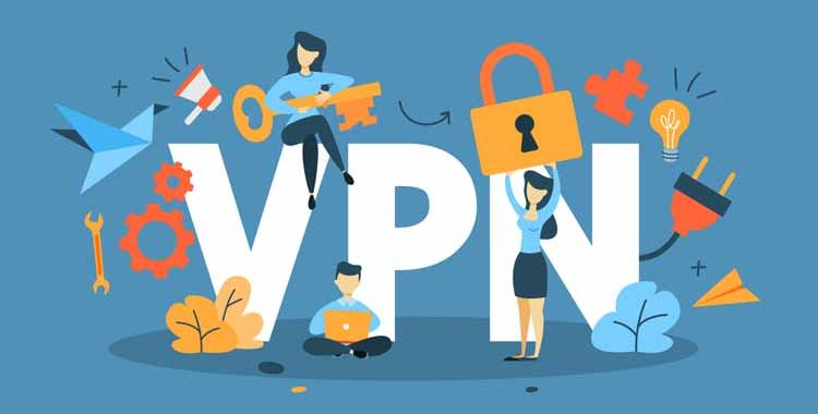 Where are VPN servers located