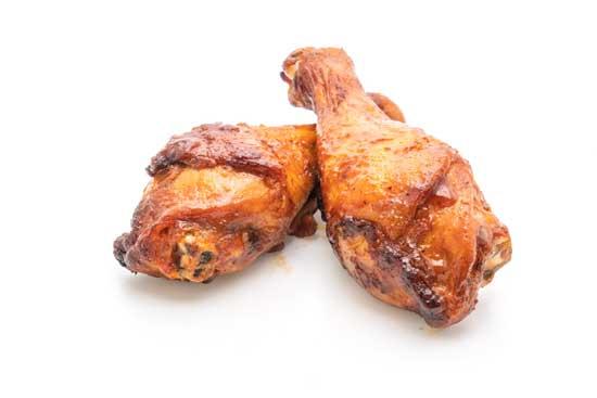 Guilt-Free BBQ Chicken