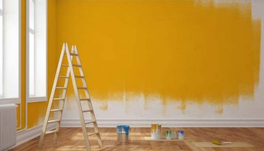 How to measure a house for painting