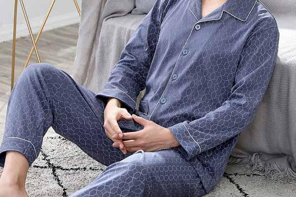 Use cotton Pajamas