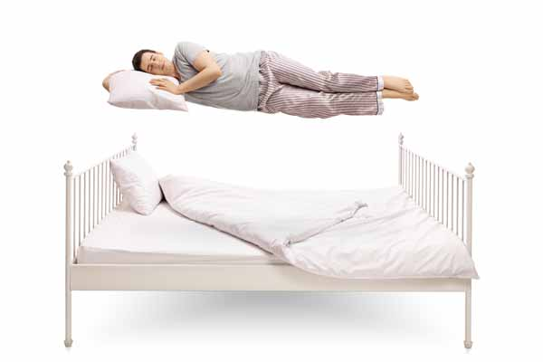 What is the coolest sleeping material