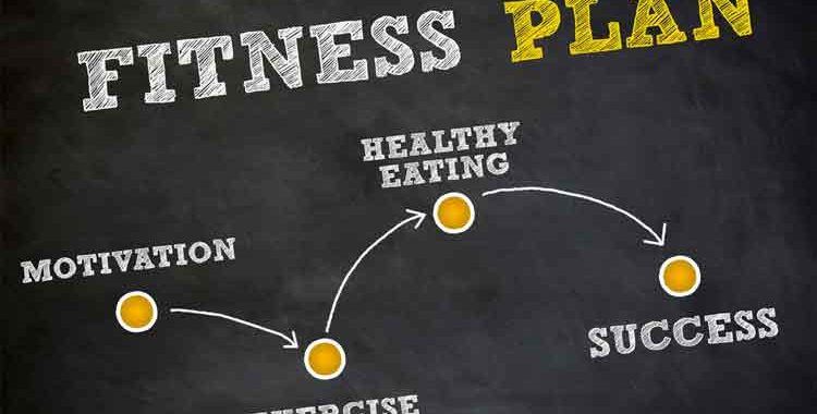 how to design a fitness program