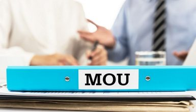 How to Write a Mou Template