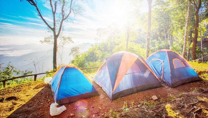 The information about camping tent