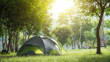 what is a camping tent