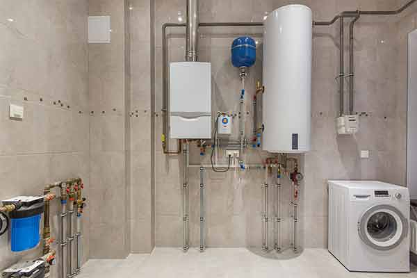 Additional details about working of a boiler system