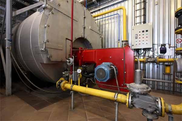 Fundamental working process of a boiler