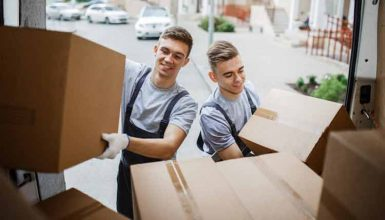 The Benefits of Professional Movers