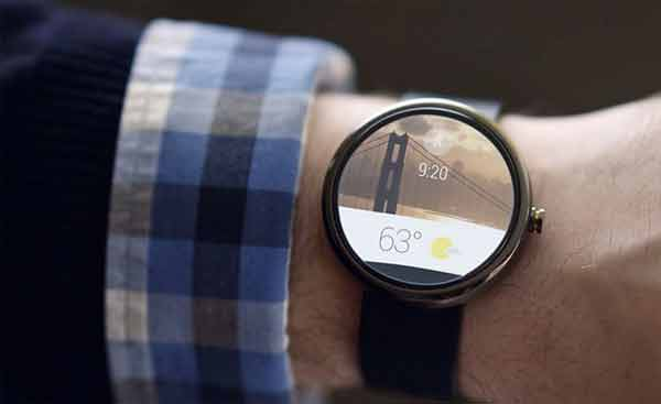 What are the different ways for pairing smart watch from Android