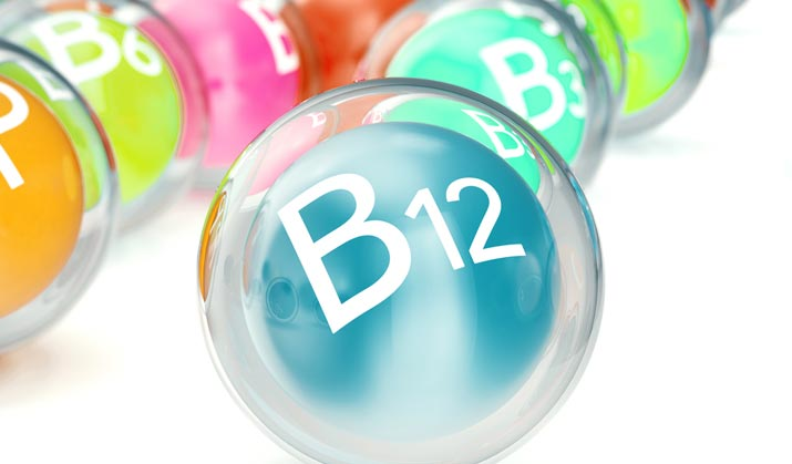 The Process of Vitamin B12 for Weight Loss