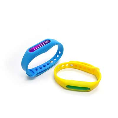 Introduction to the mosquito repellent bracelets