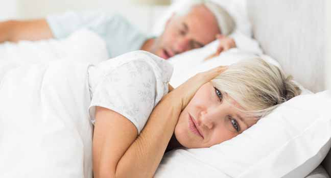 Many Factors Lead to the Cause of Snoring