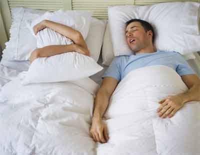 Ways to treat snoring