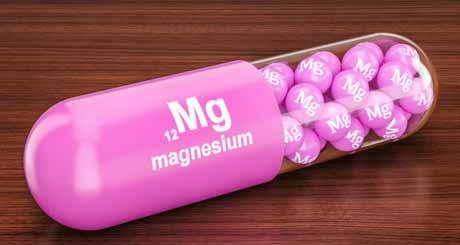 Impact Of Magnesium Supplement