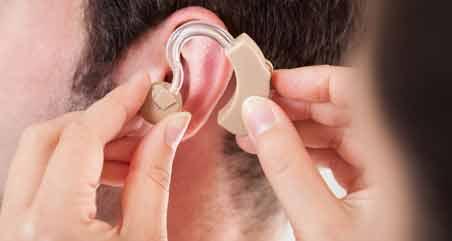 hearing healthcare technician