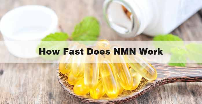 How Fast Does Nmn Work