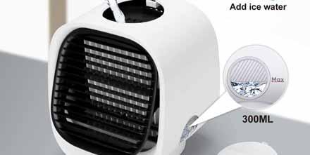 Making Of Mini Air Cooler
