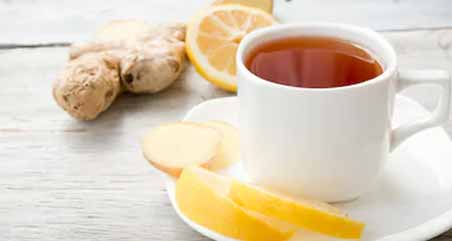 Weight Loss and Ginger Tea