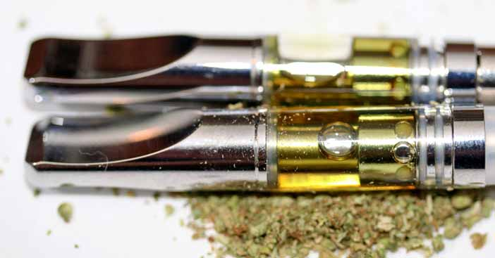 Which Ingredient Is Filled With The CBD Cartridge