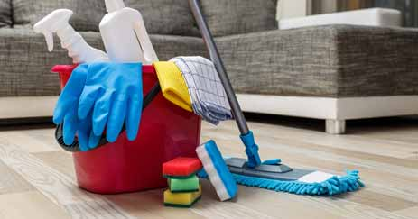 Reason to Hire Professional Cleaning Service