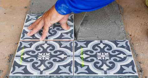 The Causes Of Tiles Cracking