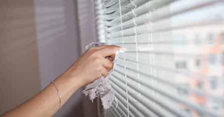 What Are The Steps By Which We Can Go For Cleaning The Window Blinds
