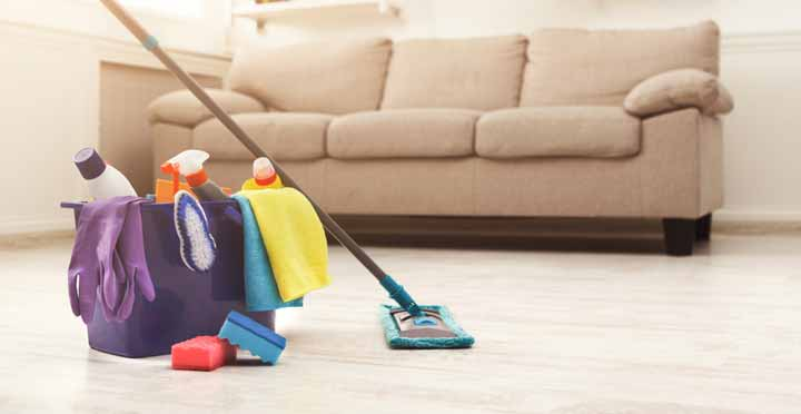 What does Deep Cleaning an Apartment Mean