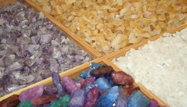 How to Clean Crystal Stones