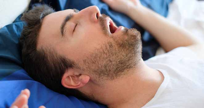 What to do When Someone is Snoring