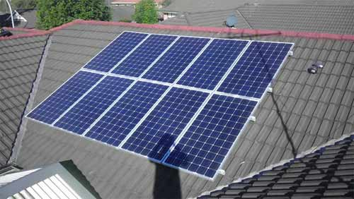 Features of solar cell