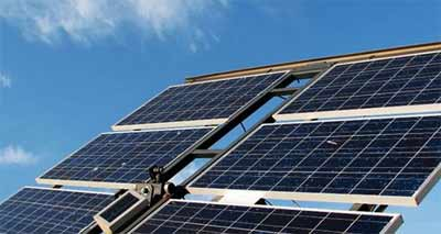 How do solar cells produce electricity