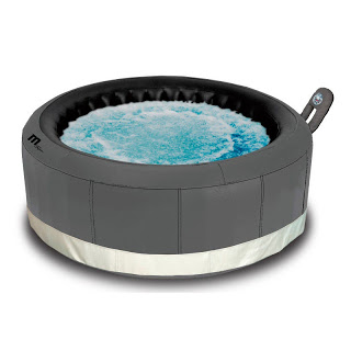 Cleaning of the hot tub
