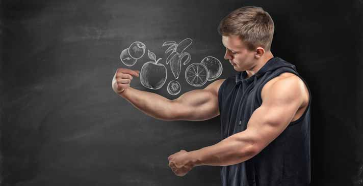 Food That Can Help You To Gain Lean Muscles