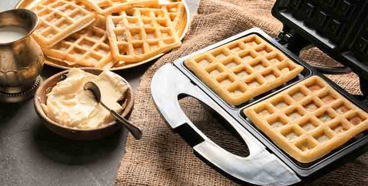 How to use a Rotating Waffle Maker