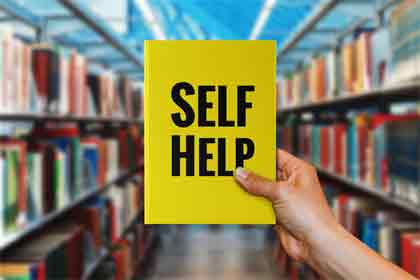 Essential features for the self-help book