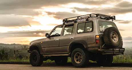 How Many Types Of Roof Racks Are Available