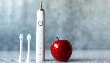 How to Clean an Electric Toothbrush Base